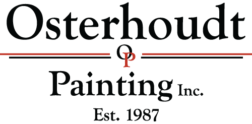 Osterhoudt Painting Inc. orange logo