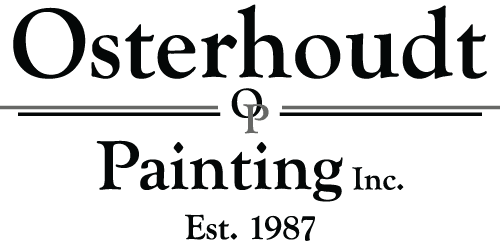 Osterhoudt Painting Inc. gray logo