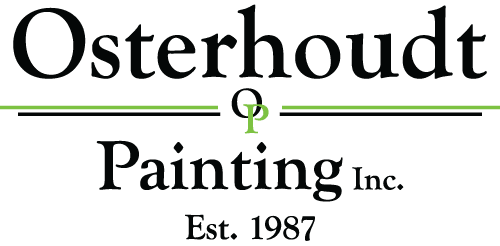 Osterhoudt Painting Inc. green logo